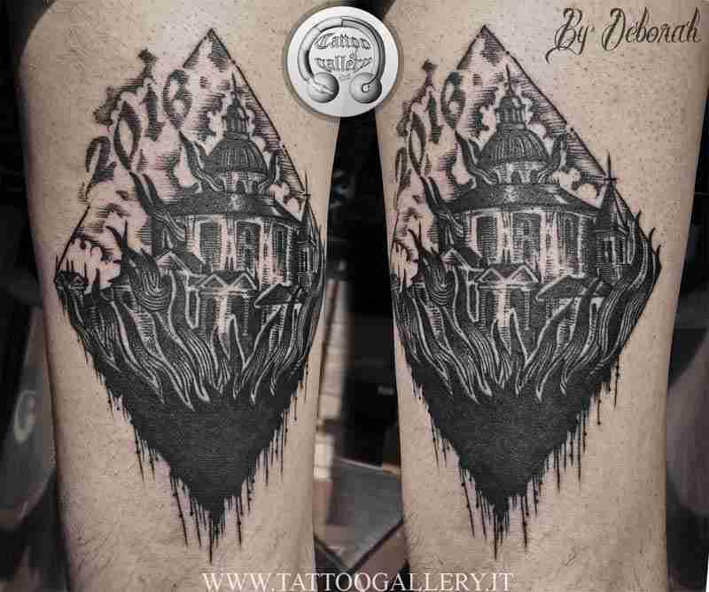 chiesa di san luca tattoo