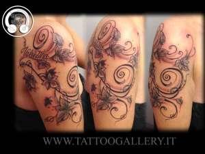 """alt=""""tattoo edera new school """""""