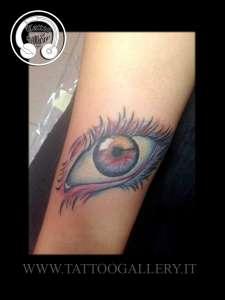 """=alt"""" tattoo news school occhio by Maury"""""""