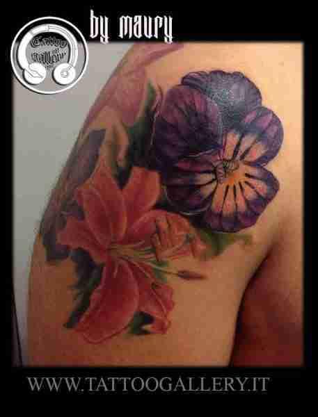 """alt=""""tattoo violettanew school"""""""