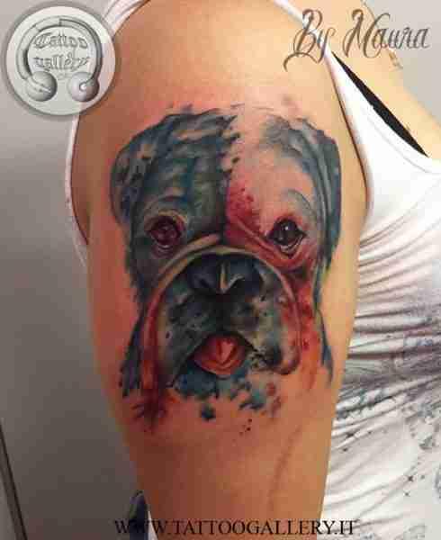 """alt=""""watercolor dog portrait"""""""