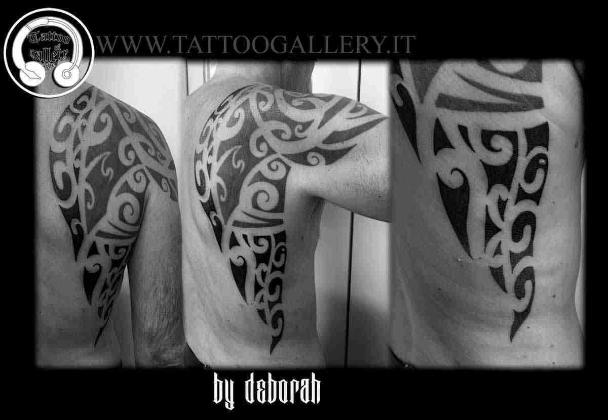 continuo-maori-dot-work
