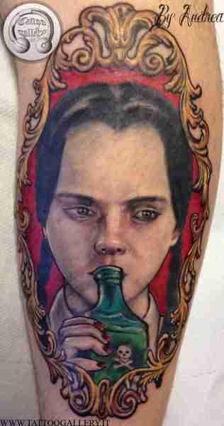 """alt=""""tatuaggi ritratti by Andrea Tartari tattoo portrait"""""""