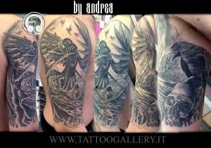 "=""realistic tattoo ripper by Andrea"""