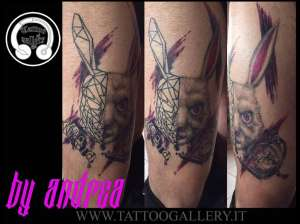 "alt=""realistic tattoo bianconiglio"""