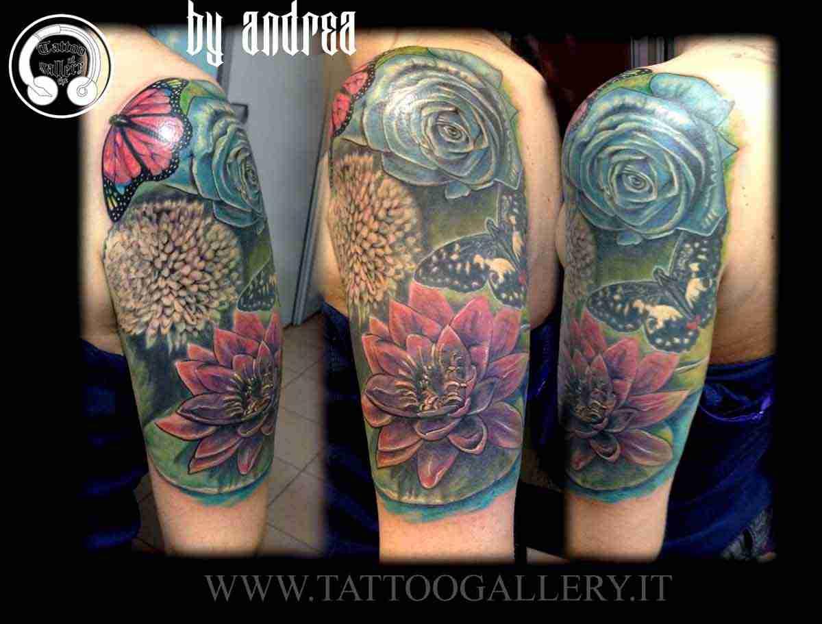 braccio-rosa-loto-e-farfalle-sito