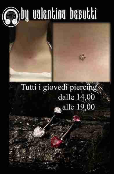"""alt=""""piercing by Valentina Besutti"""""""