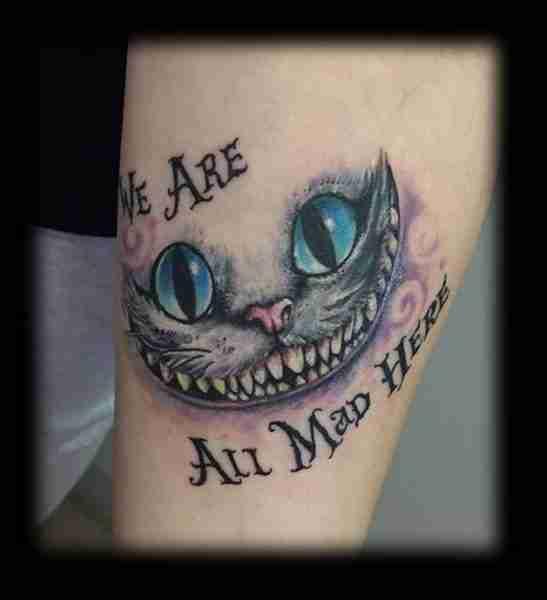 """alt="""" tatuaggi newschool stregatto"""""""